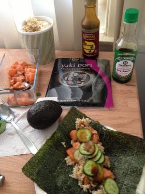 Easy Sushi Nom, nom, good!